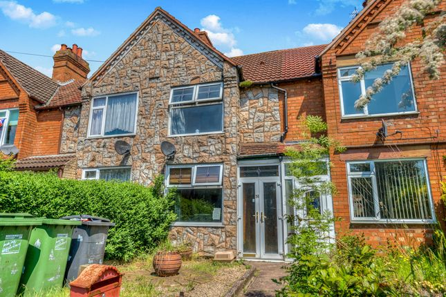 Thumbnail Terraced house for sale in The Slough, Crabbs Cross, Redditch
