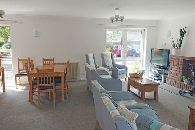 Residents Lounge of Wey Hill, Haslemere GU27