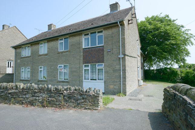 Thumbnail Flat for sale in School Lane, Wadshelf, Chesterfield