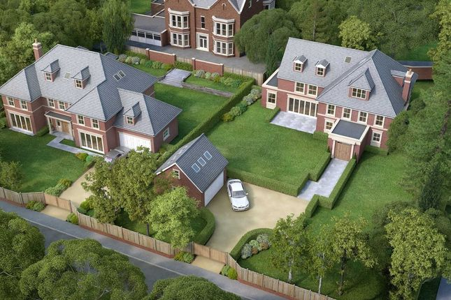 Thumbnail Detached house for sale in Grange Road, Edwalton