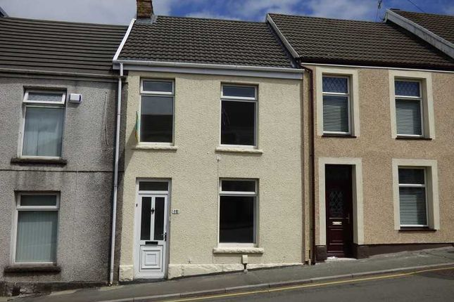 Thumbnail Terraced house to rent in 16 Lewis Road, Neath, West Glamorgan.