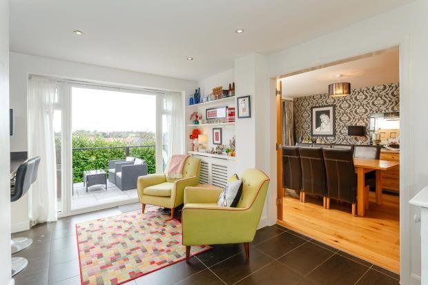 Breakfast Room of Greenfields Lane, Malpas SY14