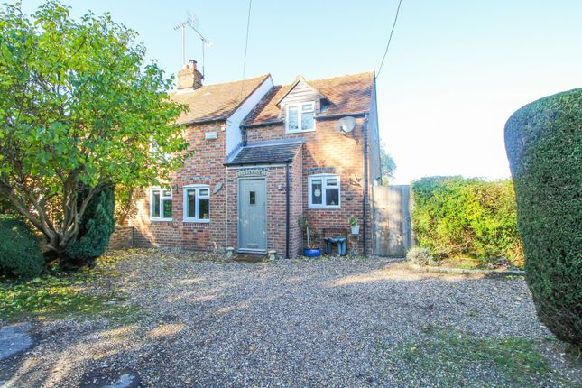 Thumbnail Semi-detached house for sale in Nottwood Cottage, Nottwood Lane, Stoke Row, Henley-On-Thames