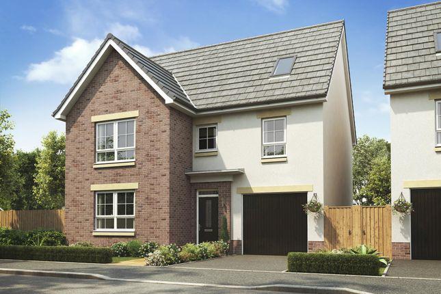 "Thumbnail Detached house for sale in ""Glenisla"" at Haddington"