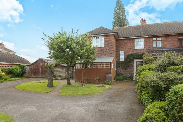 4 bed semi-detached house for sale in Worth Crescent, Stourport-On-Severn