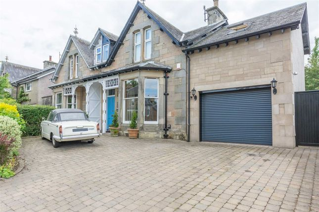 Thumbnail Semi-detached house for sale in Muirhall Terrace, Perth, Perthshire