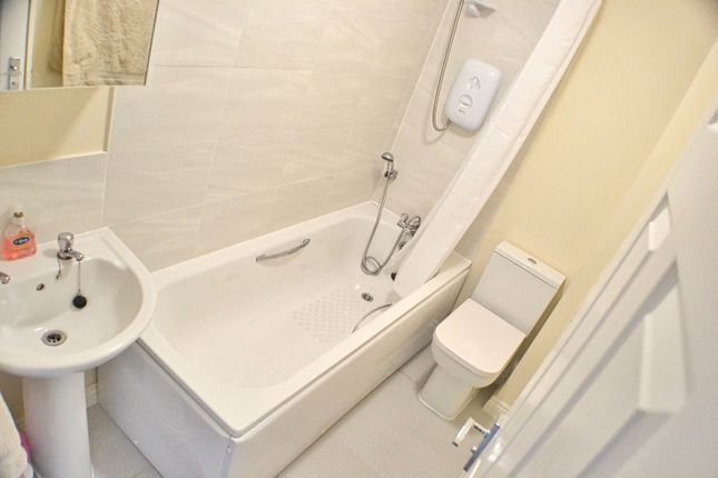 Bathroom of Edward Phipps Way, Haslington CW1