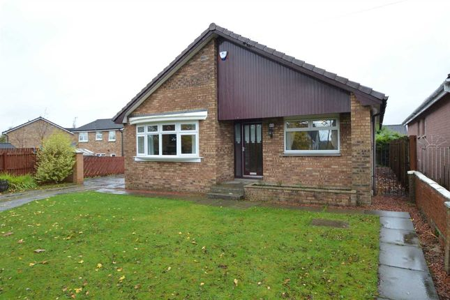 Thumbnail Bungalow for sale in Loanhead Road, Newarthill, Motherwell