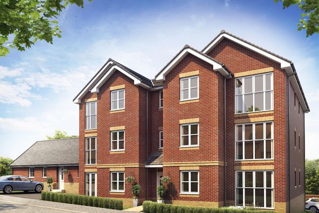 "Thumbnail Flat for sale in ""Medina Court"" at Captains Parade, East Cowes"