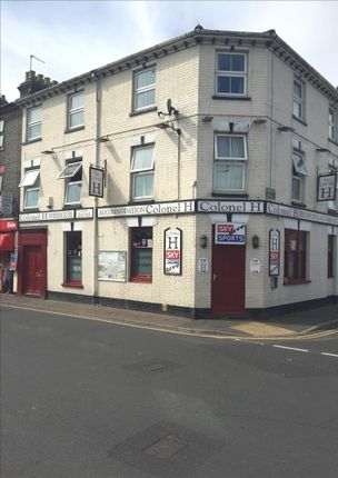 Thumbnail Hotel/guest house for sale in Nelson Road Central, Great Yarmouth