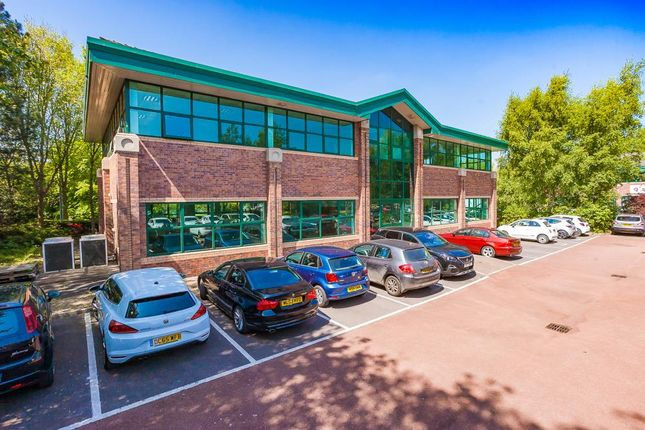 Office to let in Cygnet Court, Centre Park, Warrington
