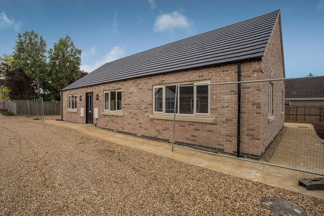 Thumbnail Detached bungalow for sale in Bassenhally Road, Whittlesey, Peterborough, Cambridgeshire.
