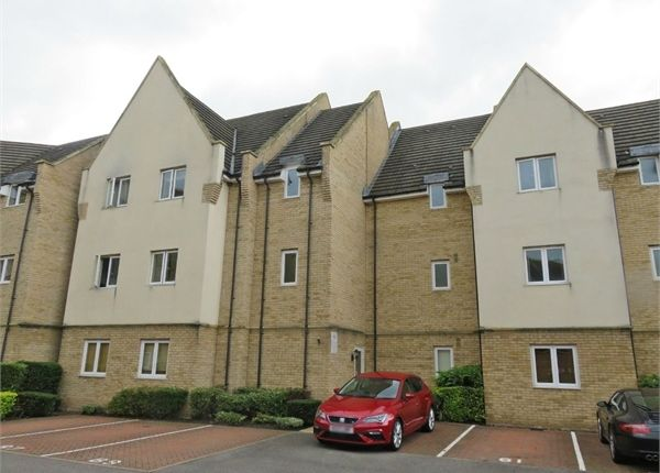Thumbnail Flat for sale in Flawn Way, Eynesbury, St Neots, Cambridgeshire