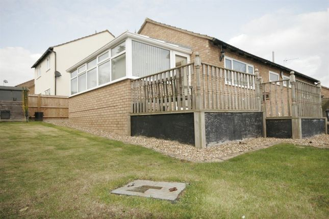 Thumbnail Bungalow to rent in St. Peters Way, Ellington, Huntingdon