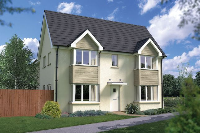 "Thumbnail End terrace house for sale in ""The Sheringham"" at Amesbury Road, Longhedge, Salisbury"