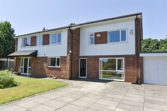 Thumbnail Detached house for sale in Pike Hills Mount, Copmanthorpe, York