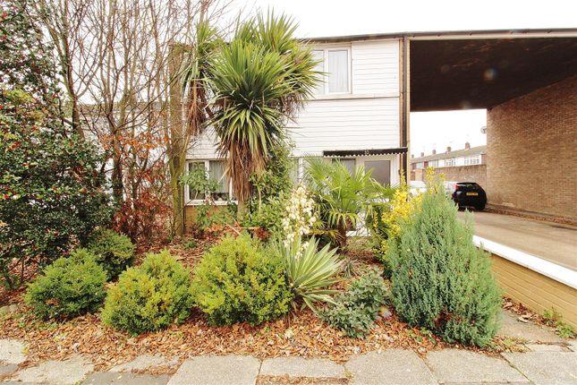 Thumbnail Semi-detached house for sale in Jermayns, Laindon, Basildon