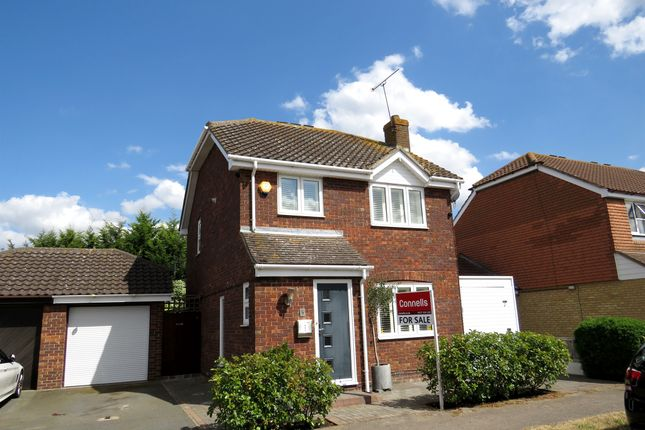 Thumbnail Detached house for sale in Church Road, Laindon, Basildon