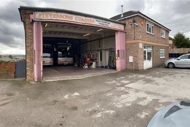 Thumbnail Commercial property for sale in Goldthorpe, South Yorkshire