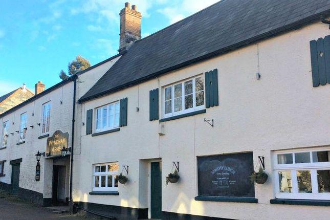 Thumbnail Pub/bar for sale in High Street, Kentisbeare, Cullompton
