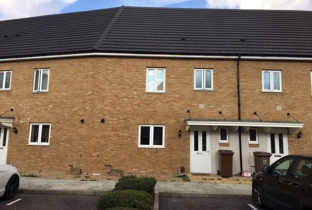 3 bed terraced house for sale in Sealand Drive, Strood, Kent
