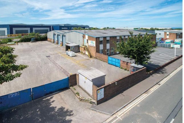 Thumbnail Industrial to let in Unit 203C, Burcott Road, Bristol