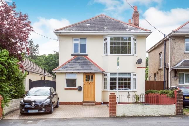Thumbnail Detached house for sale in Thornhill, Southampton, Hampshire