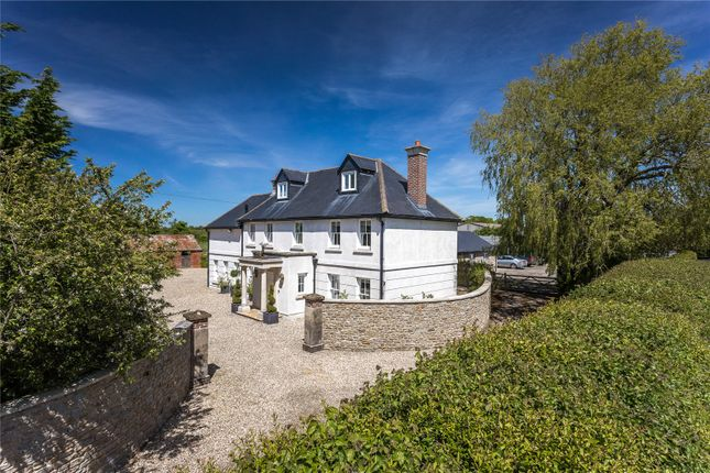 Thumbnail Detached house for sale in Hamlet, Sherborne, Dorset