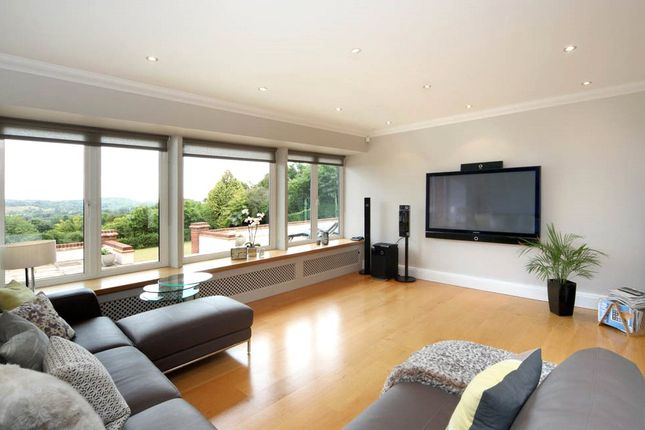 Media Room of Chapman Lane, Bourne End, Buckinghamshire SL8