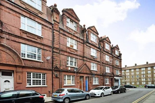 Thumbnail Terraced house for sale in Casson Street, London