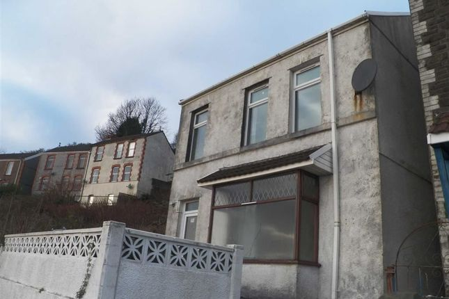 Thumbnail Detached house for sale in North Hill Road, Mount Pleasant, Swansea