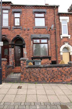 Thumbnail 1 bed flat to rent in Gilman Street, Stoke On Trent