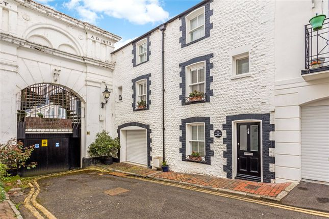 Thumbnail End terrace house for sale in Norfolk Buildings, Brighton, East Sussex