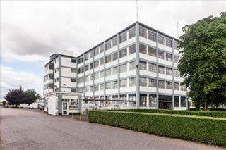 Serviced office to let in Thames Enterprise Centre, Thame