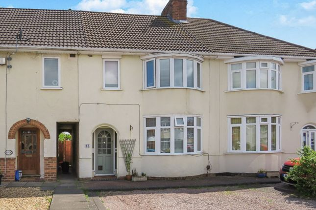 Terraced house for sale in Highfield Road, Kidderminster