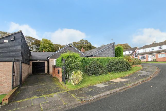 Thumbnail Detached bungalow for sale in Eccleston Gardens, St Helens