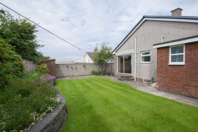 Thumbnail Detached bungalow for sale in Silecroft Gardens, Walney, Barrow-In-Furness