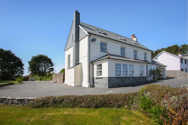 Thumbnail Detached house for sale in ., Camelford