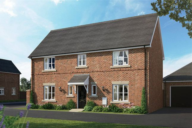 Thumbnail Detached house for sale in The Walford, Meadow Croft, Houghton Conquest