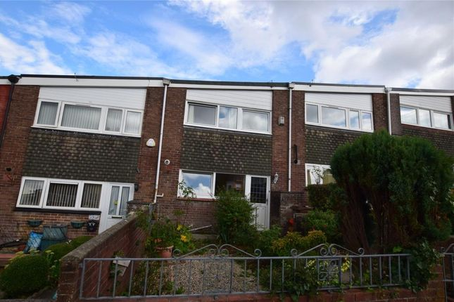Thumbnail Terraced house to rent in Lundy Close, Plymouth, Devon