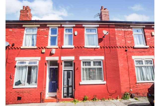 2 bed terraced house for sale in Boscombe Street, Stockport SK5