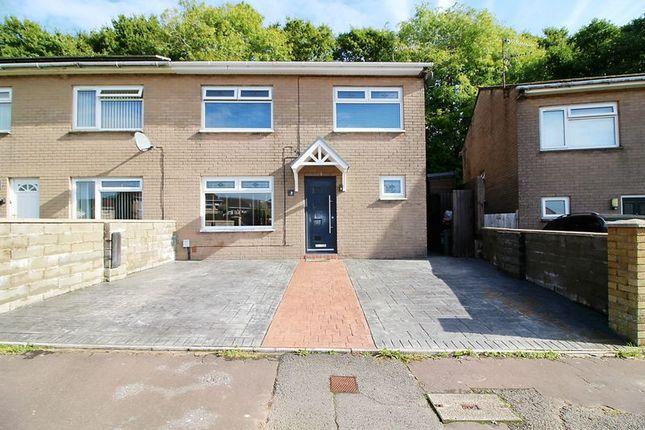 Thumbnail Semi-detached house for sale in Cedar Lane, Rhydyfelin, Pontypridd