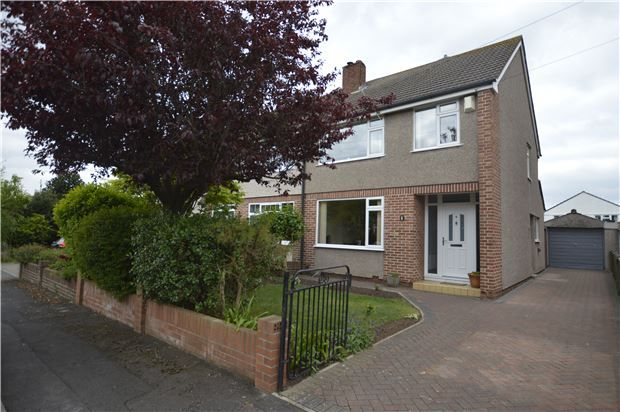 Thumbnail Semi-detached house for sale in Wayside Close, Frampton Cotterell, Bristol