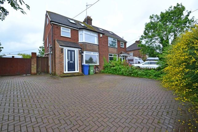 Thumbnail Semi-detached house to rent in Wrens Road, Borden, Sittingbourne