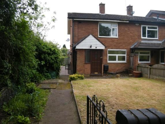 Thumbnail End terrace house for sale in Robinson Road, Chase Terrace, Burntwood