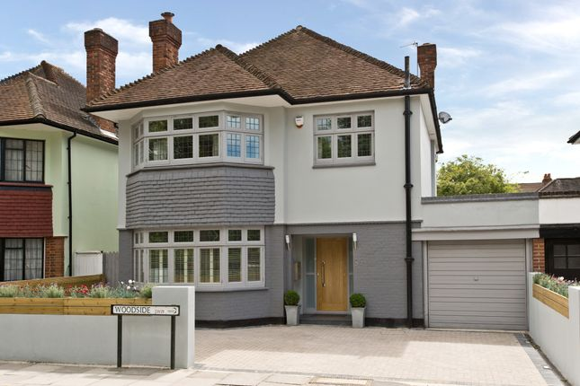 Thumbnail Detached house for sale in Woodside, London