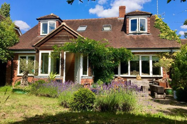 Thumbnail Detached house for sale in Mill Road, Shiplake, Henley-On-Thames