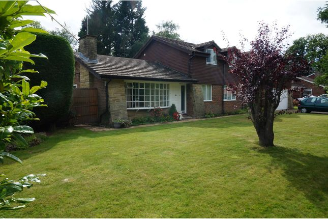Thumbnail Detached house for sale in Ifoldhurst, Ifold