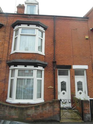 Thumbnail Terraced house to rent in New Burlington Road, Bridlington