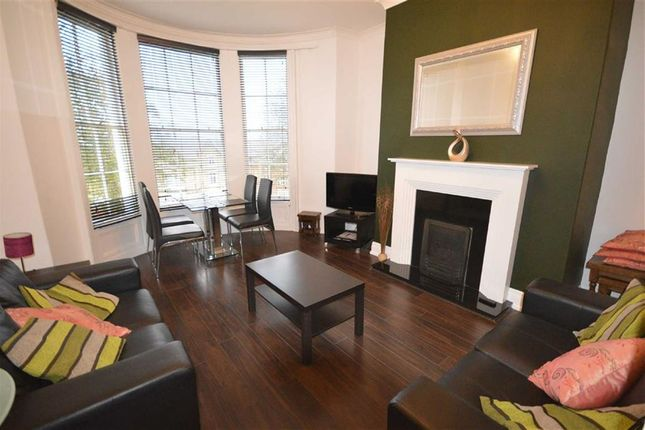 Thumbnail Flat to rent in Crown Terrace, Scarborough